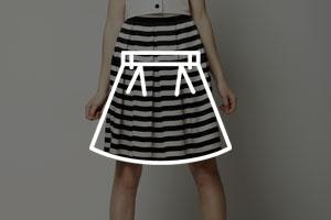 Tintorería - Limpieza de faldas
