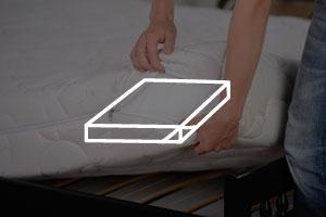 Limpieza de fundas del colchón
