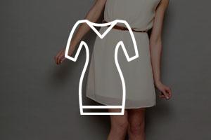 Tintorería - Limpieza de vestidos