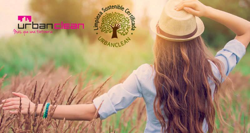 Tintorería con limpieza sostenible