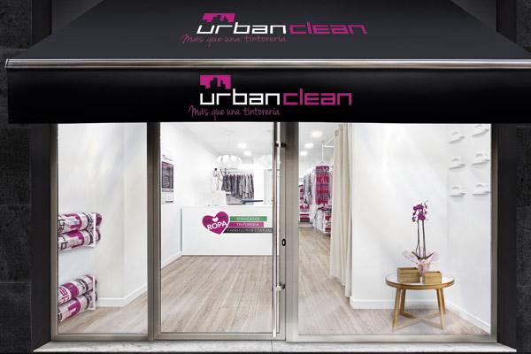 Tienda UrbanClean - Exterior