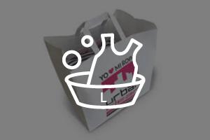 UrbanClean Tintorería y Lavandería Online - Bolsa Lavandería Grande