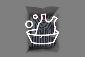 UrbanClean Tintorería y Lavandería Online - Bolsa Lavandería Pequeña
