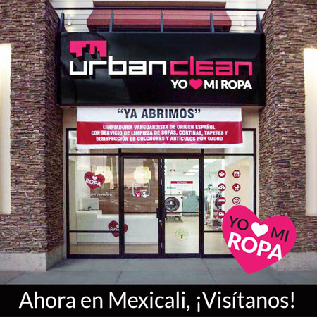 UrbanClean - Nueva Limpiaduría en Mexicali