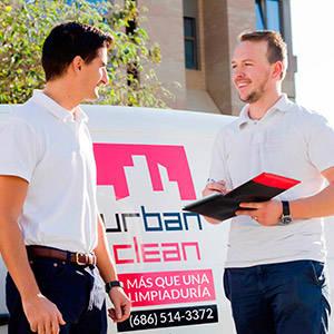 UrbanClean - Limpiaduría a domicilio