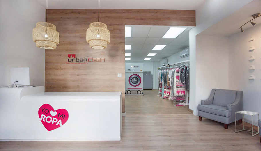 UrbanClean Tintorería - Franquicia rentable y de éxito en México