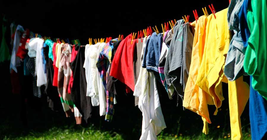 Secar. Haz que tu ropa dure más