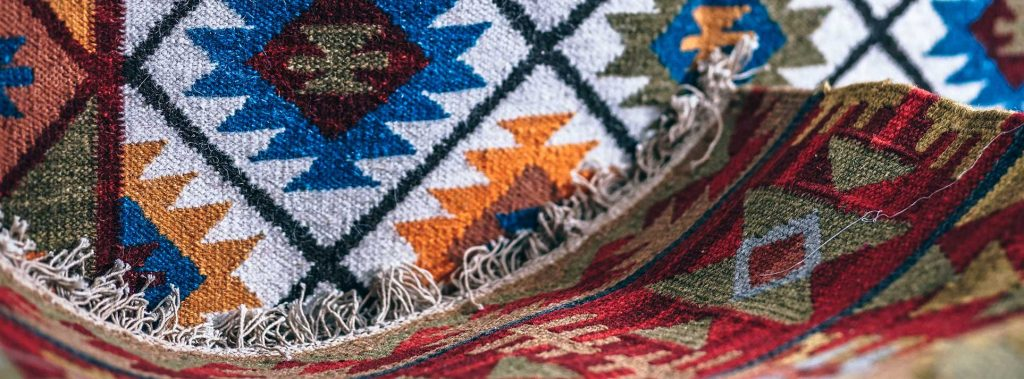 Como guardar las alfombras