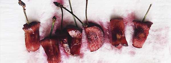 remover manchas de fruta